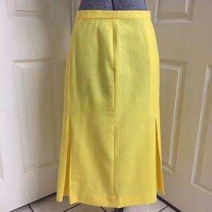 VINTAGE 🍋 handmade skirt